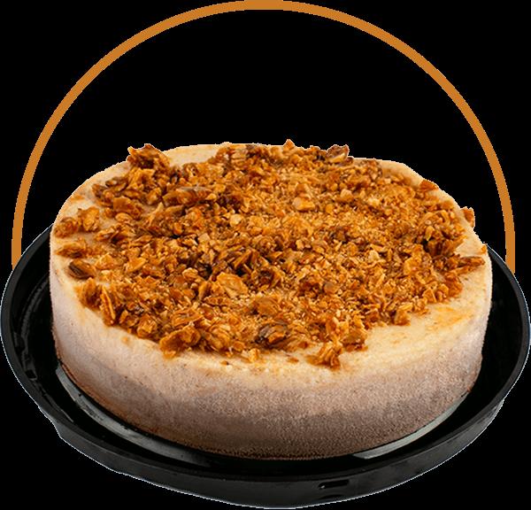 Torta vegana Mendy Choco